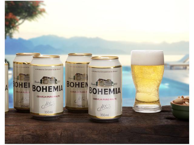 Imagem de Cerveja Bohemia Puro Malte Lager 350ml