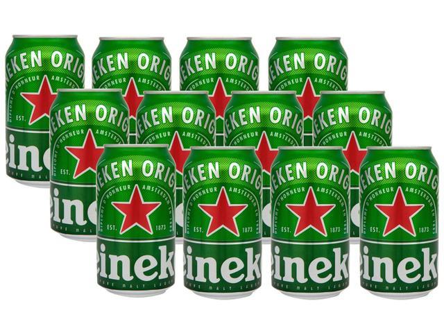 Imagem de Cerveja Heineken Premium Puro Malte Pilsen Lager