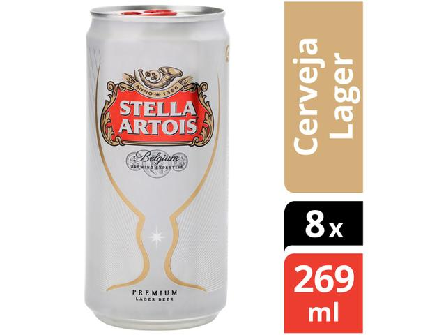 Imagem de Cerveja Stella Artois 269ml