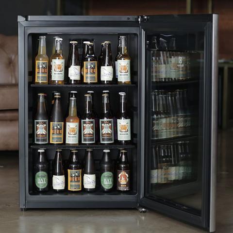 Imagem de Cervejeira 100 Litros Painel White Touch on Glass Electrolux (BEER1)