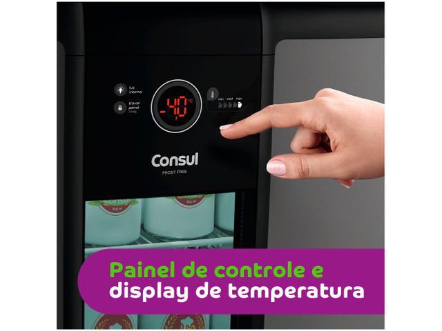 Imagem de Cervejeira Consul Mais CZD12AT Vertical 82L