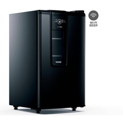 Imagem de Cervejeira Consul Smartbeer Vertical 82L - Frost Free 1 Porta - 127V