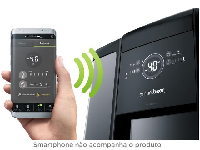Imagem de Cervejeira Consul Smartbeer Vertical 82L