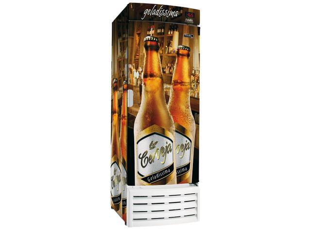 Geladeira/refrigerador 429 Litros 1 Portas Adesivado - Esmaltec - 220v - Cv520r