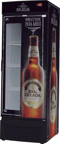 Imagem de Cervejeira Fricon 565 Litros Porta de Chapa com Visor VCFC 565 D  127 Volts