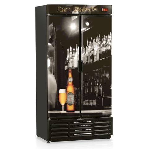 Imagem de Cervejeira GRBA-760B Adesivo Preto Frost Free Capacidade 760 L Gelopar