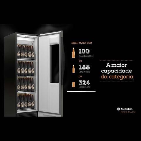 Imagem de Cervejeira Inox Beer Maxx 300 Metalfrio