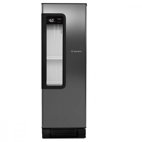 Geladeira/refrigerador 210 Litros 1 Portas Preto Beer Maxx 250 - Metalfrio - 110v - Vn25tp