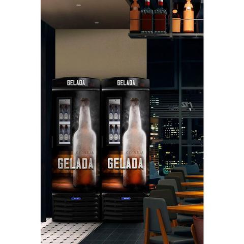 Imagem de Cervejeira porta cega 572l vn50fl - metalfrio