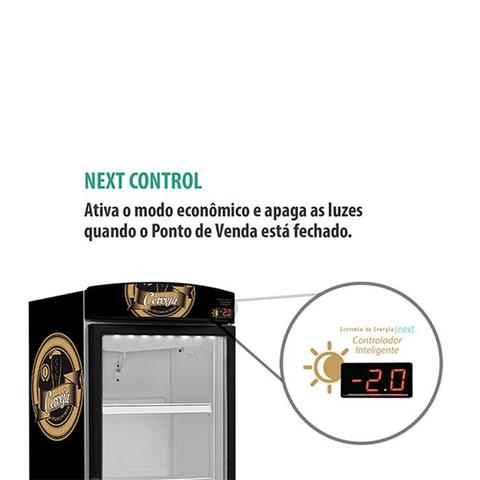 Imagem de Cervejeira Porta de Vidro 572L VN50RL - Metalfrio