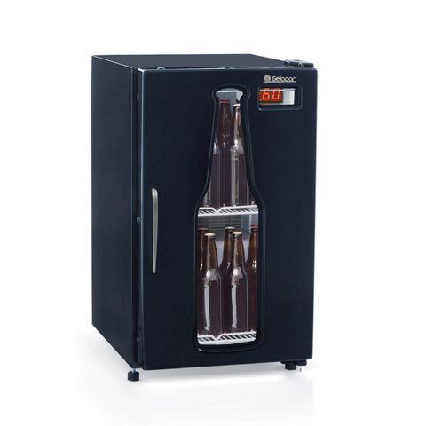 Geladeira/refrigerador 120 Litros 1 Portas Adesivado Beer - Gelopar - 110v - Grba120qc