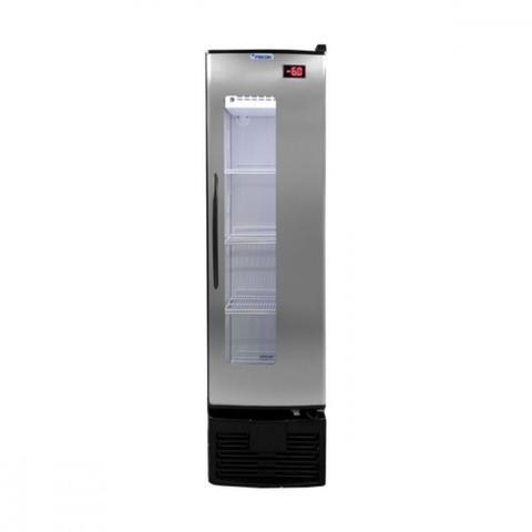 Geladeira/refrigerador 284 Litros 1 Portas Inox - Fricon - 220v - Vcfc-284ix