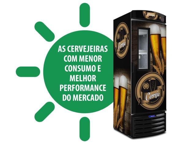 Imagem de Cervejeira Vertical Metalfrio 434 Litros Vn44Fl