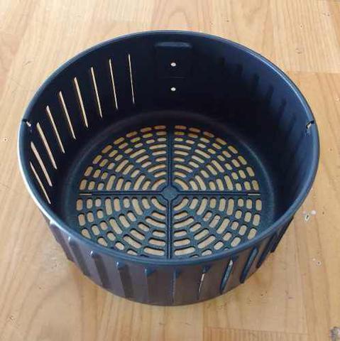 Imagem de Cesta + Forma De Alimentos Para Fritadeira Air Fryer