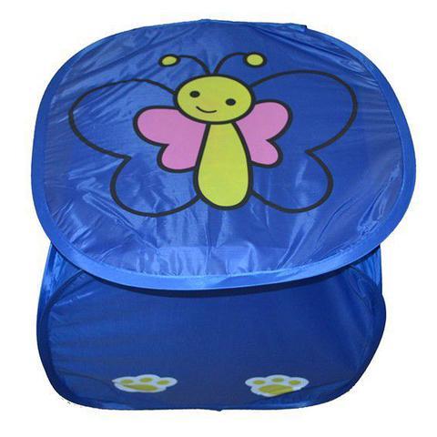 Imagem de Cesto Organizador Porta Treco Brinquedos Roupas Infantil