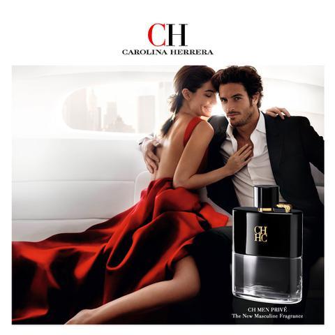 bbc40ea549e50 Imagem de CH Men Privé Carolina Herrera - Perfume Masculino - Eau de  Toilette