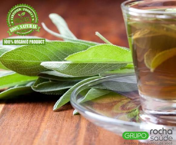 Imagem de Chá de Tarumã Orgânico 100 gramas