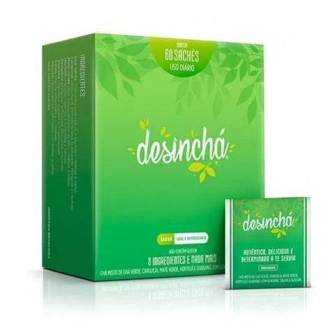 Imagem de Chá Desinchá Caixa Com 60 Sachês