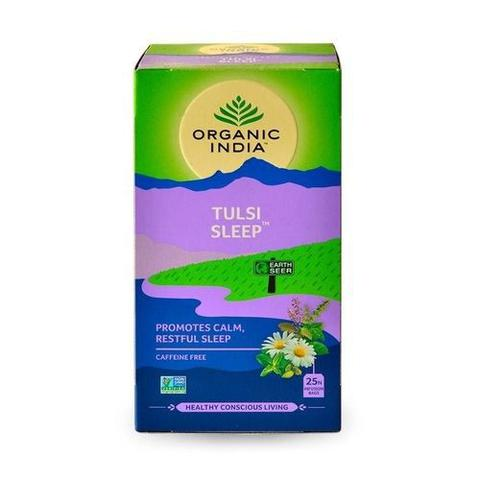 Imagem de Chá Tulsi Sleep 25 Sachês - Organic India