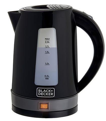 Imagem de Chaleira Elétrica Black Decker KXB-B2 220V