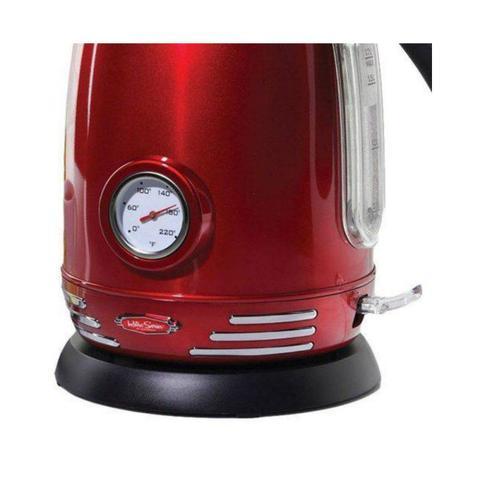 Imagem de Chaleira Elétrica Retrô Nostalgia RWK150 120V Vermelha 1,7L