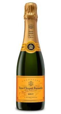 Imagem de Champagne Veuve Clicquot Ponsardin Brut 375ML