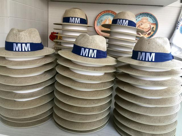 Imagem de Chapéu MM em Juta Australiana - Forrado -  MM Cafés -