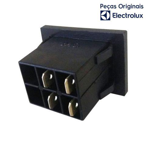 Imagem de Chave Interruptor Electrolux Bipolar com Capa para Lavadora Alta Pressão - 64400488