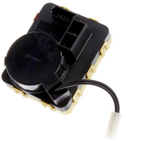 Imagem de Chave Seletora 110V Emicol Compatível Lavadora Electrolux - 64491599