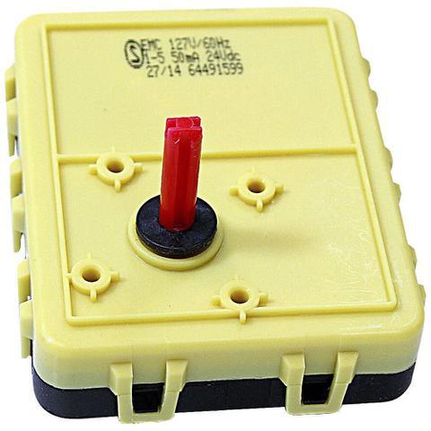 Imagem de Chave seletora lavadora  electrolux 127v original