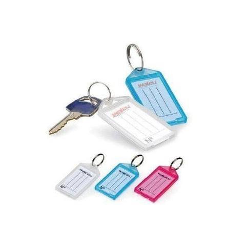 Imagem de Chaveiro Organizador Identificador de chaves Caixa c  100 Unidades bca0af9667