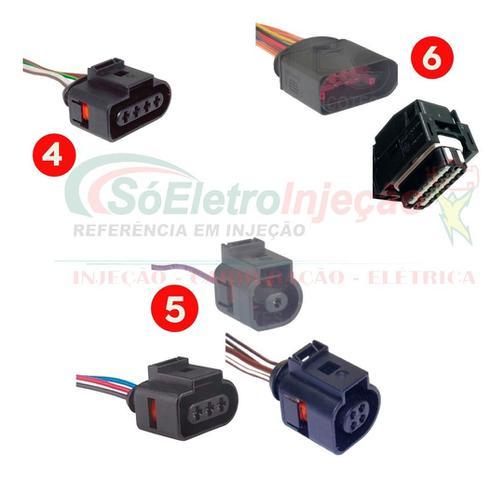 Imagem de Chicote Completo Injeção Eletrônica Kombi 1.4 Flex C/ Imobilizador