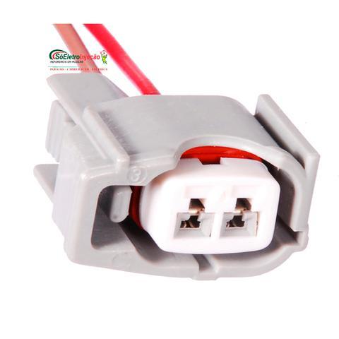 Imagem de Chicote Plug Conector Bico Injetor Corolla Hilux ETE5713