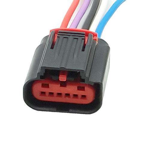Imagem de Chicote Plug Conector Corpo Borboleta Tbi Onix, Prisma 1.4