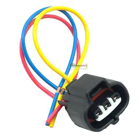 Imagem de Chicote Plug Conector Sensor Map Hilux Sw4 8942160040 894217102