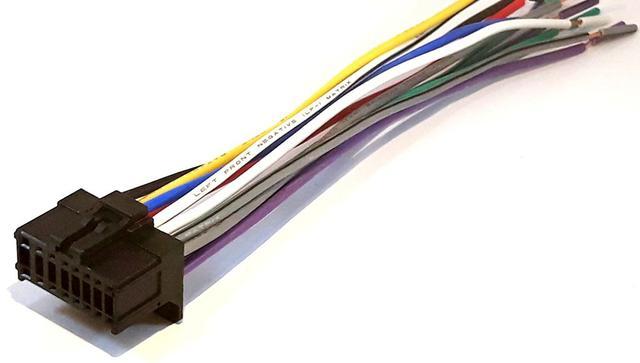 Imagem de Chicote rádio pioneer cd 1550 / 2250 - conector