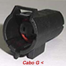 Imagem de Chicote Variador TURY T30 e compatíveis para Sensor de Rotação a Escolher Conector