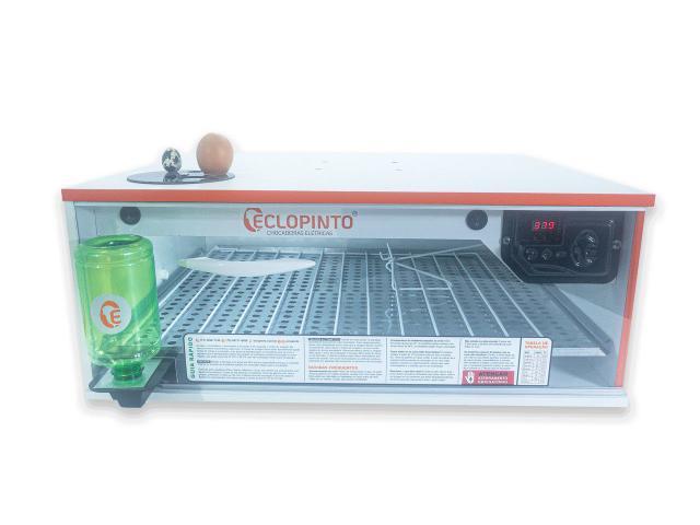 Imagem de Chocadeira Automática - 72 Ovos + Ovoscópio e Água Automática