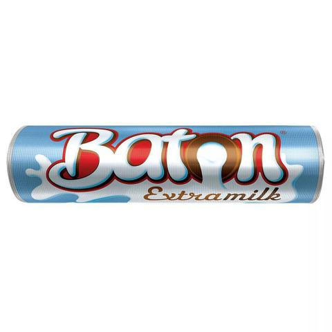 Imagem de Chocolate Baton Extra Milk 16gr C/30un - Garoto