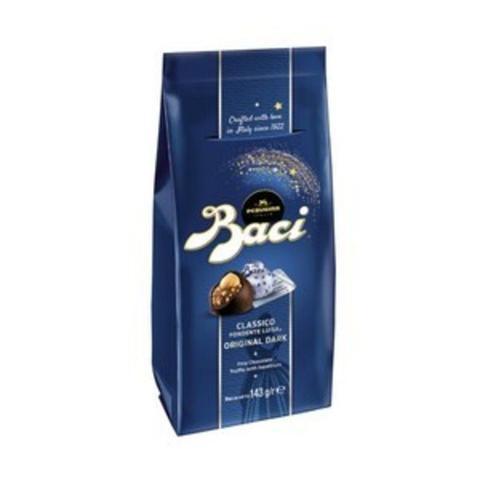 Imagem de Chocolate nestlé perugina baci - clássico dark bag 143g