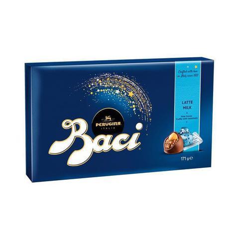 Imagem de Chocolate nestlé perugina baci - latte milk 171g - caixa presente