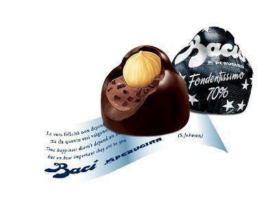 Imagem de Chocolate nestlé perugina baci - pralinés amargo 70% 42,9g