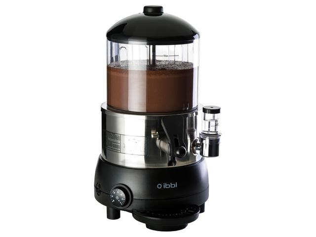 Imagem de Chocolateira Hot Dispenser IBBL HD5 5L Inox