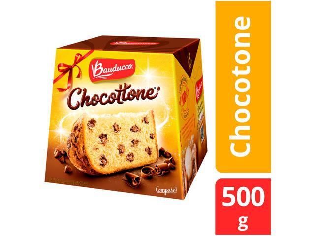 Imagem de Chocotone Bauducco Chocolate