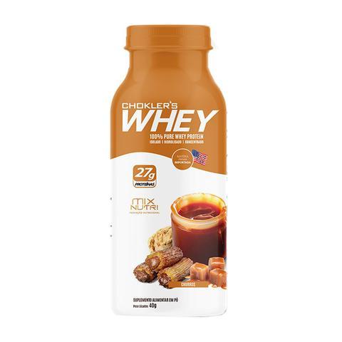 Imagem de Chokler's Whey Protein 40g Mix Nutri