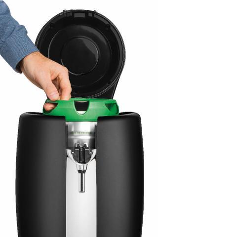 Imagem de Chopeira Elétrica Krups Beertender B101 com Refrigeração - Exclusiva Heineken