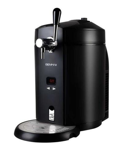 Imagem de Chopeira Elétrica Maxi Cooler Bivolt 5L Preta Benmax