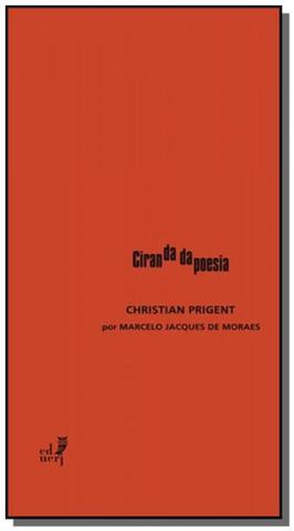 Imagem de Christian prigent - colecao ciranda da poesia - Eduerj