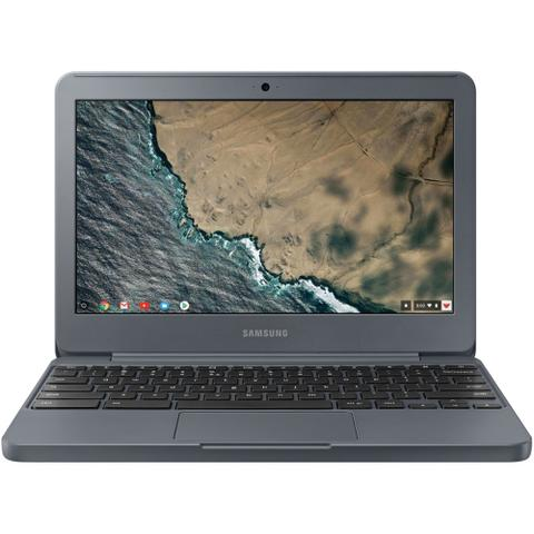 Notebook - Samsung Xe501c13-ad1br Celeron N3060 1.60ghz 2gb 16gb Padrão Intel Hd Graphics 400 Chrome os Chromebook 3 11,6