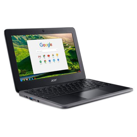 Imagem de Chromebook Acer C733T-C2HY Intel Celeron N4020 4GB 32GB eMMC 11.6' Chrome OS